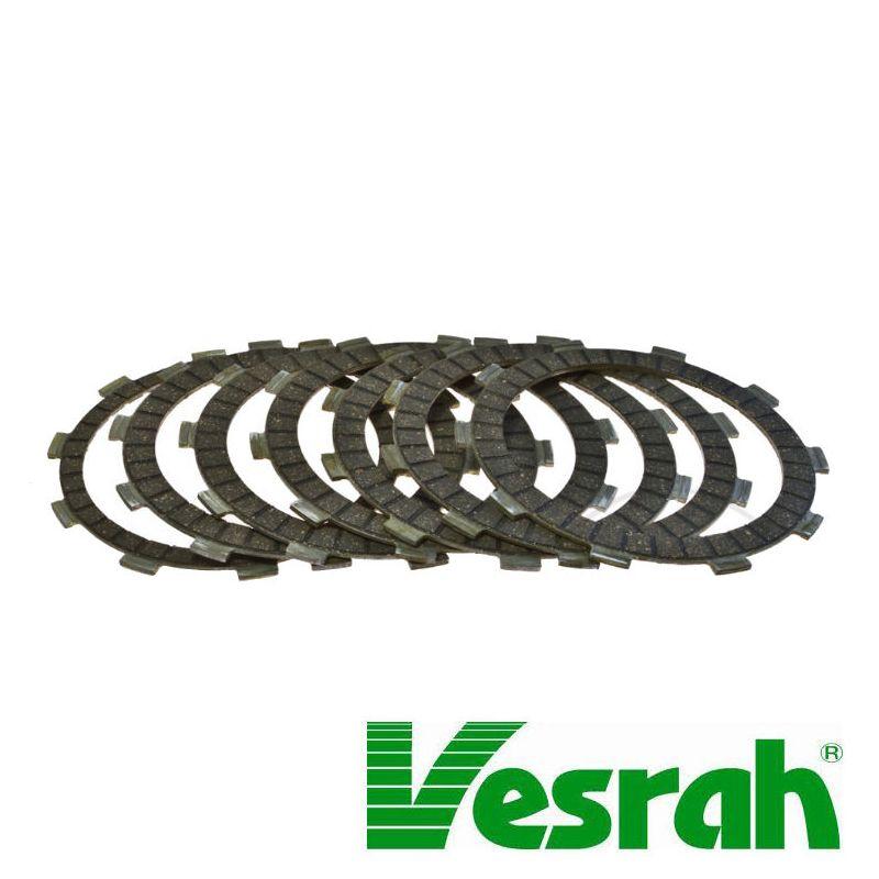 Embrayage - Disques garnis - Vesrah - CB250N / CB400N / .....