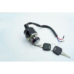 Neiman - Contacteur - Interrupteur a clef - 2 position - Switch - universel