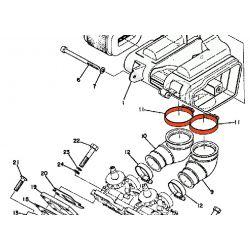 Manchon - Filtre a Air - Collier - 90460-49058