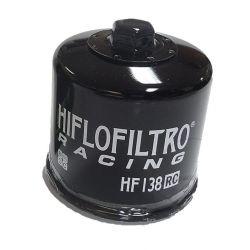 Filtre a huile - Hiflofiltro Racing - GSX/SV/DL...VX 650/750/ ..../1100/1500 ....