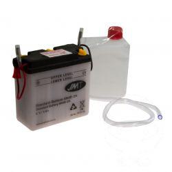 Batterie - 6V - 6N4C-1B - JMT
