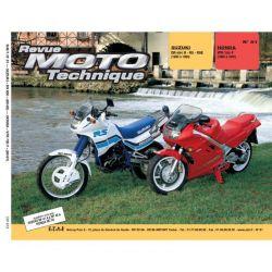 RTM - N° 081 - VFR750 (RC36) / DR650 - Revue Technique moto - Version PAPIER