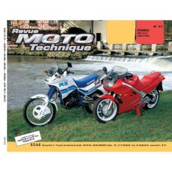 RTM - N° 081 - VFR750 (RC36) - DR650 - Revue Technique moto - Version PDF