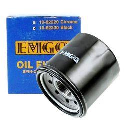 Filtre a huile - EMGO - EMG-138 - NOIR - GSX/SV/DL...VX 650/750/ ..../1100/1500 ....