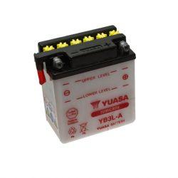 Batterie - 12v - YB3L-A - YUASA - Acide
