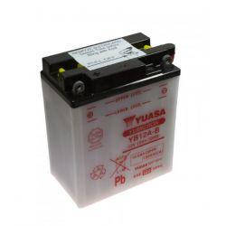 Batterie - 12v - YB12A-B - YUASA - Acide - 134x80x160mm