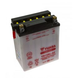 Batterie - 12v - Yuasa - YB12AL-A2 - Acide