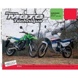 Revue Technique moto - RTM - N° 030 - Version PDF - Kawasaki KMX125