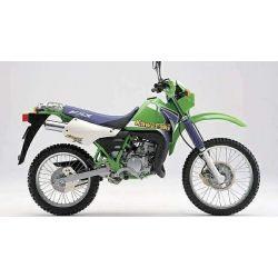 Revue Technique moto - RTM - N° 030 - Version PDF - Kawasaki KMX125