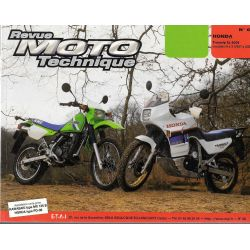 RTM - N°068 - XL600V - Transalp - Revue Technique moto - Version PDF