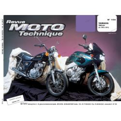 RTM - N° 124-2 - TDM850 - Revue Technique moto - Version PDF
