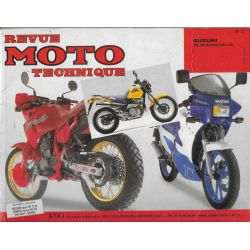 RTM - N° 071.2 - Suzuki RG125 - Revue Technique moto - Version PDF