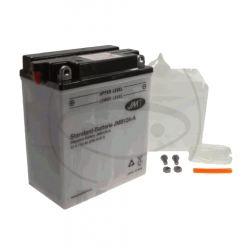 Batterie - 12v - ACIDE - YB12A-A - 134x80x160mm