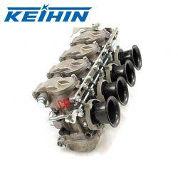 CR35 - Honda - CB900F / CB1100 - (DOHC) - rampe carburateur Keihin