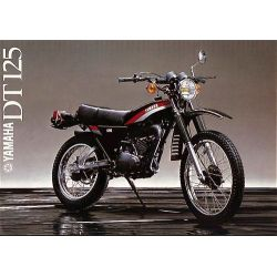 DT125 MX - RTM - N° 030 - Version PDF - Yamaha - (DTMX)