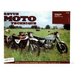 Revue Technique moto - RTM - N° 030-1 - Version PDF - Yamaha DT125