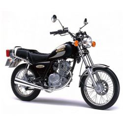 Suzuki GN125 - RTM - N° 104-1  - Version PDF - Revue Technique moto