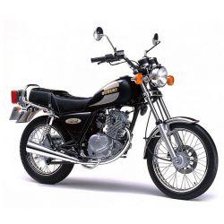 Suzuki GN125 - RTM - N° 104-1  - Version PDF - Revue Technique moto