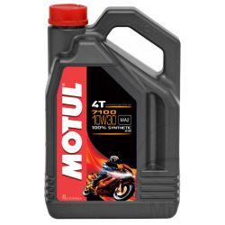 Moteur - Huile - MOTUL 7100 -  Synthese - 10W30 - 4 Litres