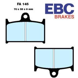 Frein - plaquette - EBC - FA145-EPFA - Extreme PRO - Suzuki-Yamaha
