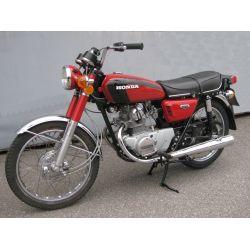 CB125 K5 - RTM - N° 007 - Version PDF - Revue Technique moto