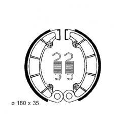 Frein - Machoire - 180x35 - TRW - MCS-822