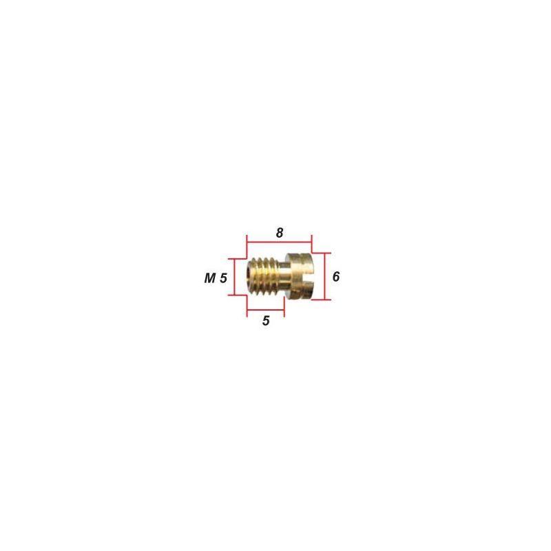 Gicleur M5x0.80 - ø1.575 - N102.221 (99101-393)