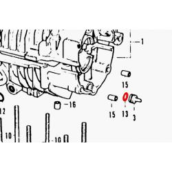 Moteur - Joint torique - ø 13x2.5mm
