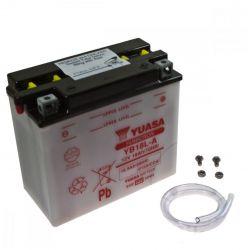 Batterie - YB18L-A - Acide - YUASA