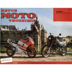 RTM - N° 087-1 - Version PDF - CBR600 - (PD25-PC31) - 1991-1996.... - Revue Technique moto -