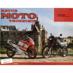 RTM - N° 087-2 - XTZ660 - Revue Technique moto - Version PDF