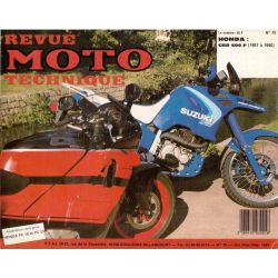 RTM - N° 75-1 - CBR600 F - (PC19/PC23) - Revue Technique moto - Version PDF