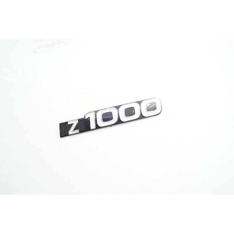 Embleme de cache lateral - logo - Kawasaki - Z1000 A1/A2 - 56018-262