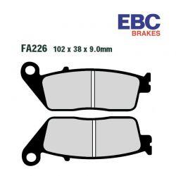Frein - Plaquette - EBC - ceramik - FA-226