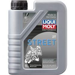 """Liqui Moly - Carburation - Huile """"MELANGE"""" pour moteur 2 Temps"""