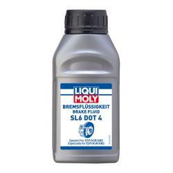 Liquide de Frein - SL6 DOT 4 - Liqui Moly - 0.5 Litre