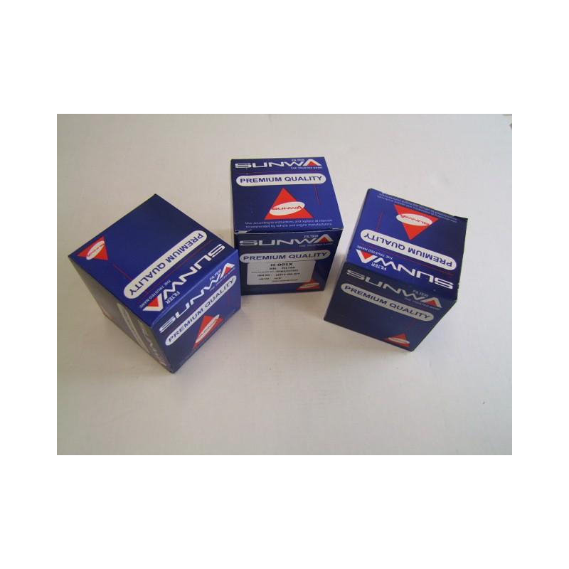 Filtre a Huile - avec joints - Emgo - EM-401 - (3 pces)