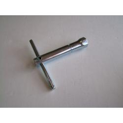 Bougie - clef - Hexa - 18mm - lg 118