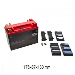 Batterie - HJTX20H-FP - 520A - Lithium - JMP - 175x87x130mm