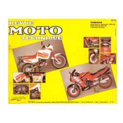 XT600Z - Tenere - (1985-1993) - RTM - 69-2 - Version PDF