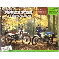 RTM - N° 058 - RD125LC - KLR600 - Revue Technique moto - Version PAPIER