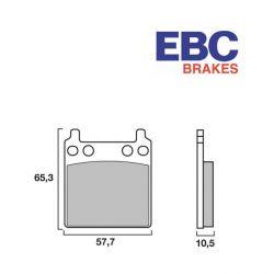 Frein - Plaquette EBC - FA-032 - GL1000 - CB750F1