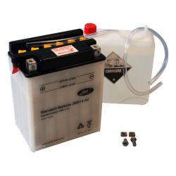 Batterie - YB14-A2 - Acide - JMT - CBX750 - CB750 SevenFifty