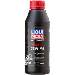 Huile - 75W90 - Transsmission - Pont - boite a vitesse - LiquiMoly - 0.5L