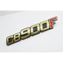 Decoration - Autocollant - CB900F - Orange/Rouge degrade