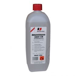 Batterie - Acide - 1 Litre