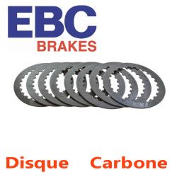 Embrayage - Disque Garni - EBC - CARBONE - VFR750 - CBF/R 600/900 - ..... CB600F - ...