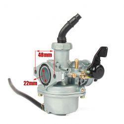 Carburateur - Complet - CB125K2