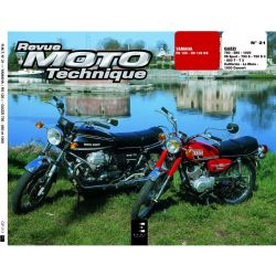 RTM - N° 21 - Version Papier - RS125 - RS125DX - Guzzi ... - Revue Technique moto