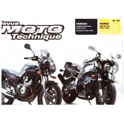 RTM - N° 88 - Version Papier - XJ600 - CBR900 - Revue Technique moto